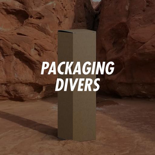 Packaging divers